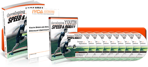 Youth Speed & Agility Specialist Certification