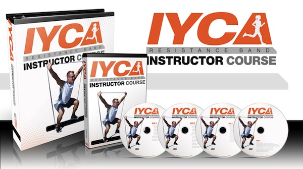 IYCA Resistance band training instructor course